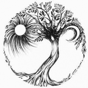 tree-of-life-drawing--print-from-the-original-art-liza-paizis